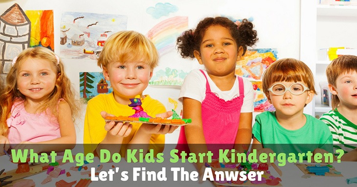 at what age does a child start preschool what age do start kindergarten let s find the anwser 167