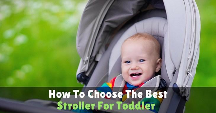 best-stroller-for-toddler