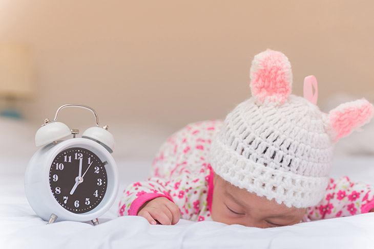 Get a Sleep-Time Routine
