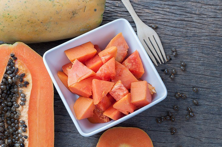 Nutritional Benefits of Eating Ripe Papaya