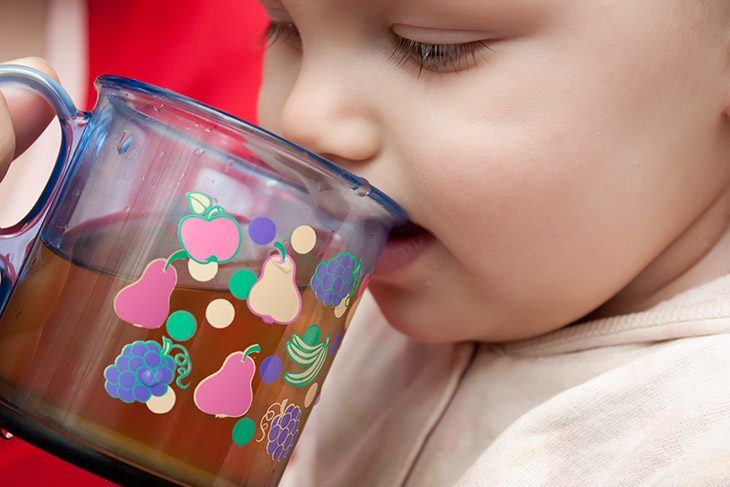 How Much Prune Juice Should You Give Your Baby