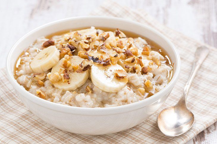 Banana Oatmeal Breakfast