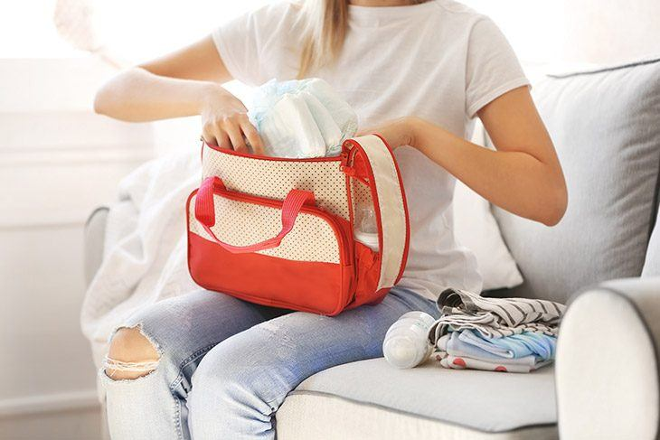 Choosing A Diaper Bag