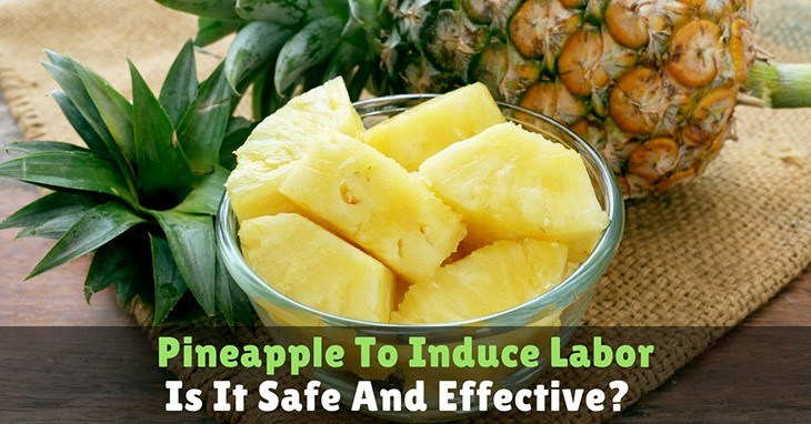 pineapple-to-induce-labor