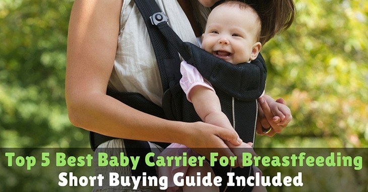 best-baby-carrier-for-breastfeeding
