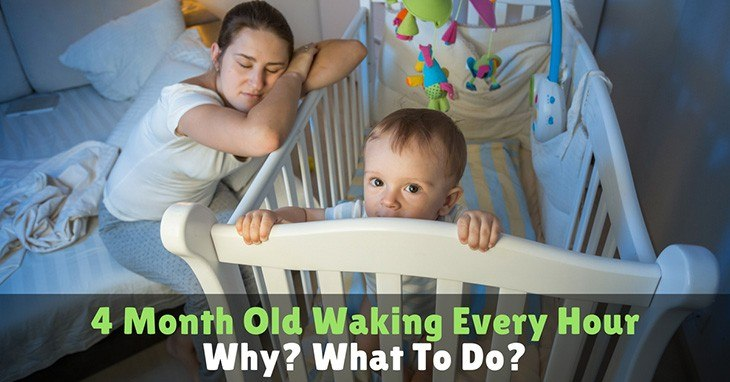 4-Month-Old-Waking-Every-Hour
