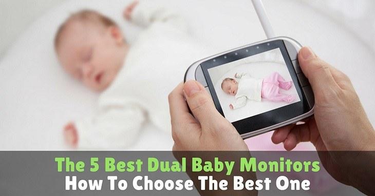 Best-Dual-Baby-Monitors