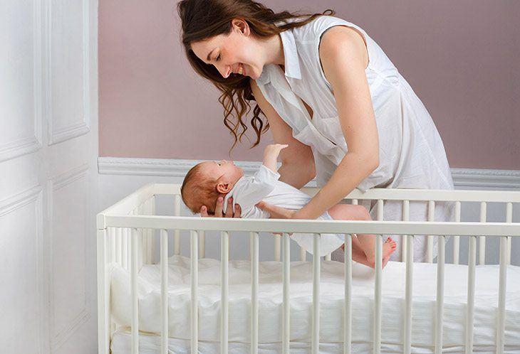 Get A Co-Sleeper Crib