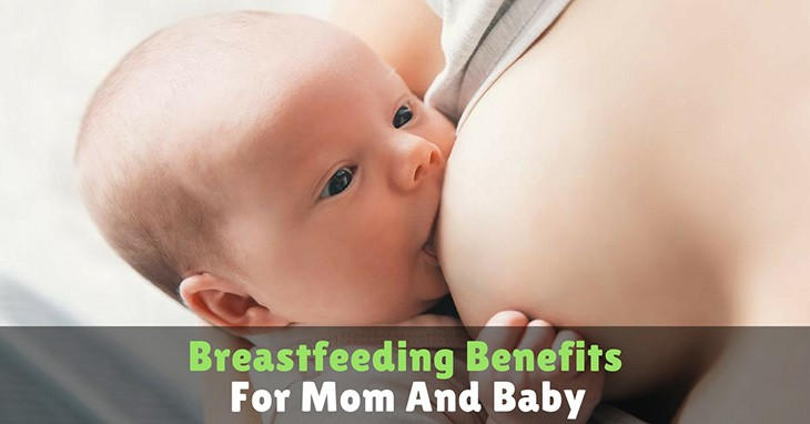 Breastfeeding-Benefits-For-Mom-And-Baby